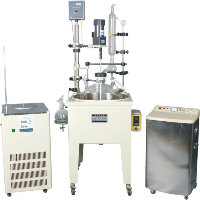 玻璃反应器|玻璃反应釜