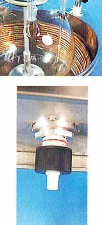单层玻璃反应釜(玻璃反应釜|单层反应釜)